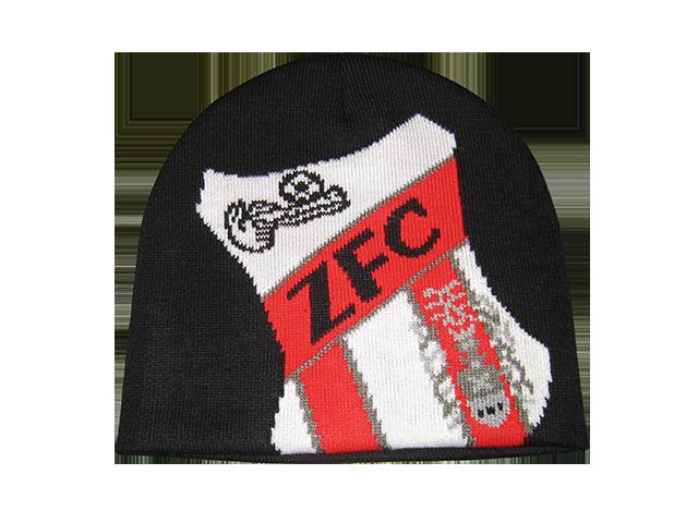 Wintermütze mit ZFC-Logo