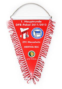 Wimpel - DFB-Pokal 2011/12