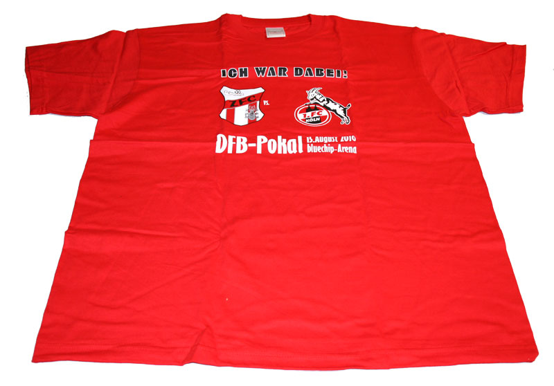 T-Shirt - DFB Pokal 2010