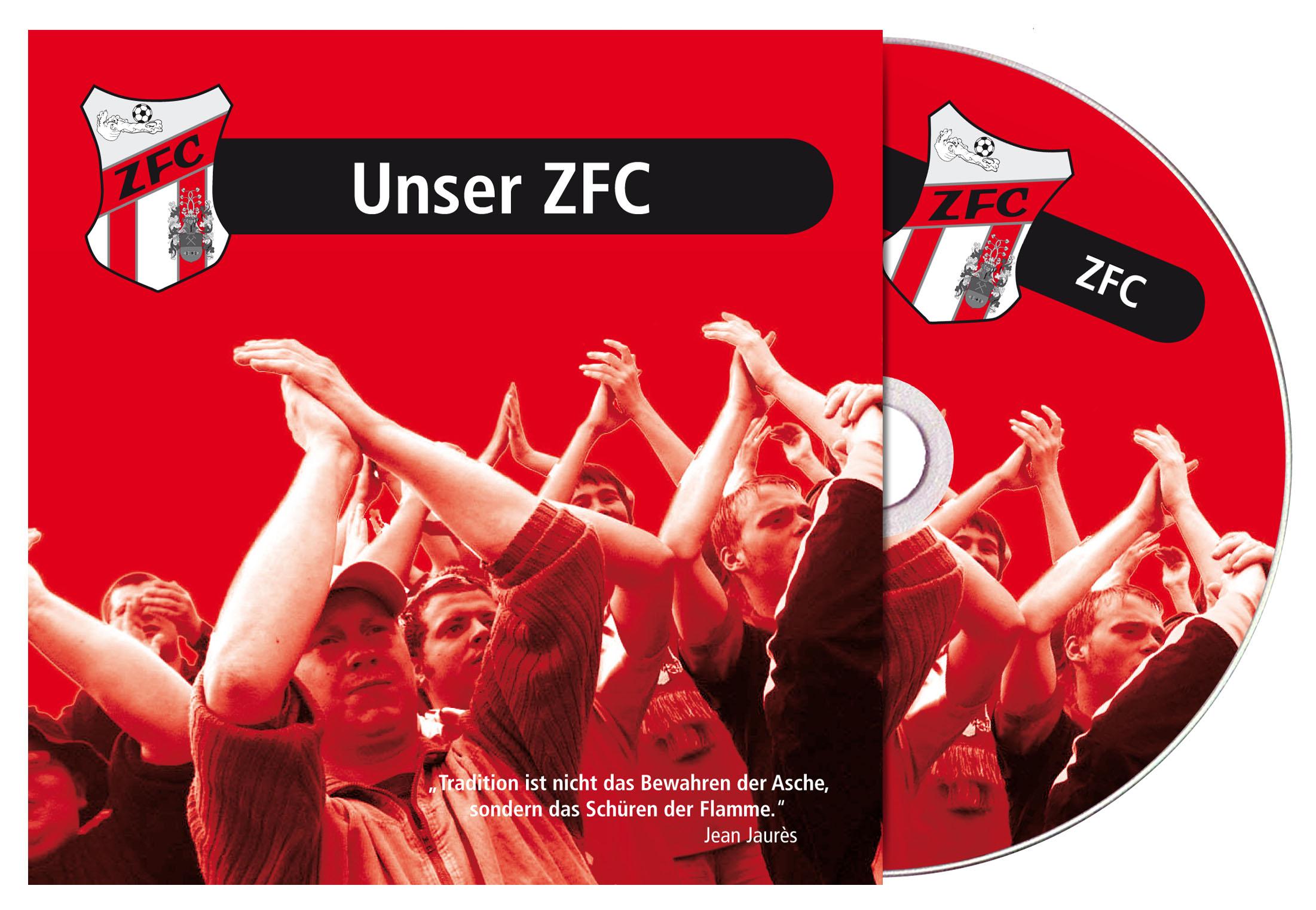 CD - Vereinshymne