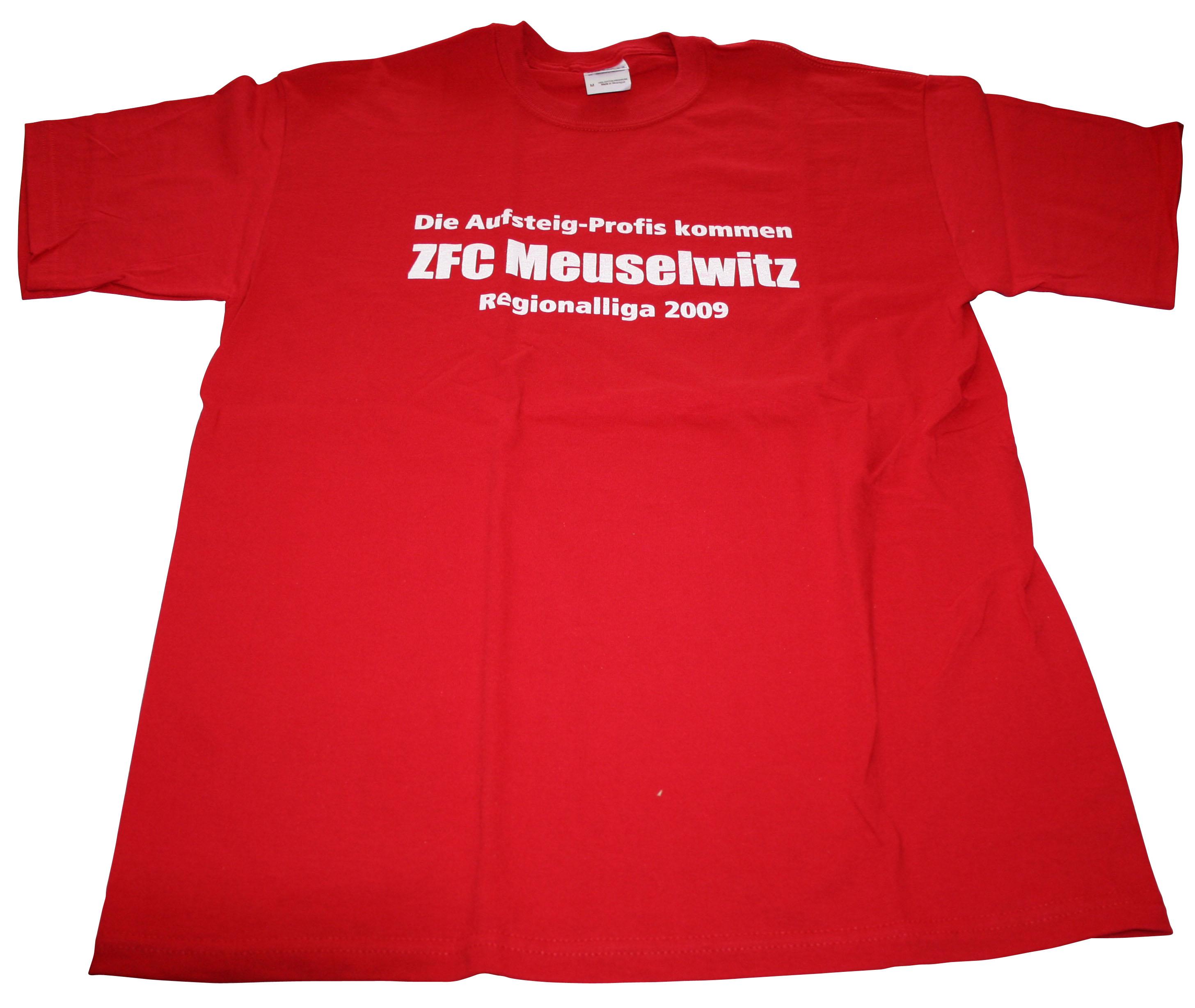 T-Shirt Aufstieg 2009