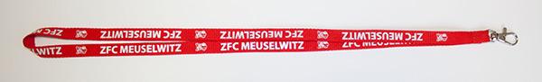 Schlüsselband ZFC Meuselwitz