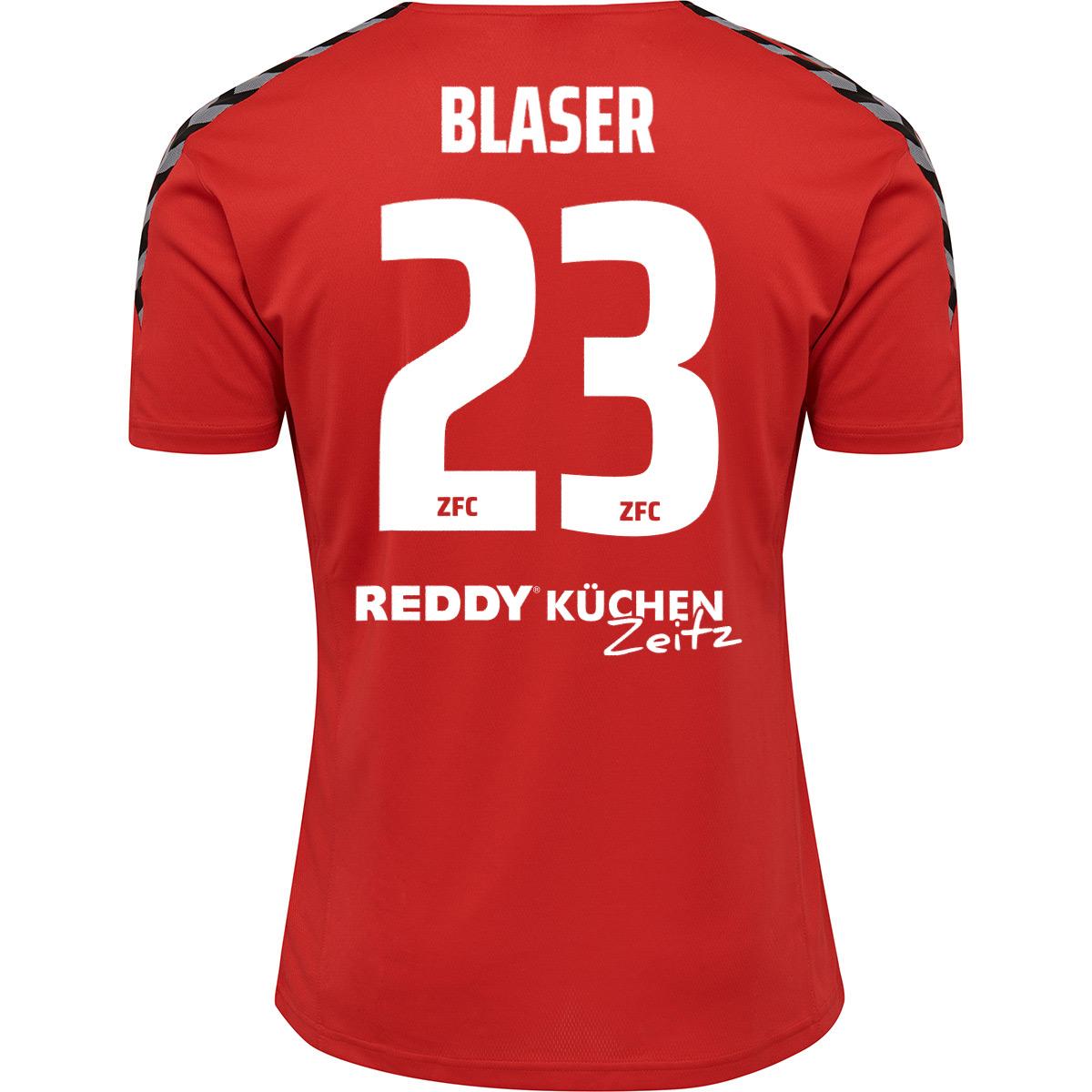 Spielertrikot 2020/2021 - Blaser