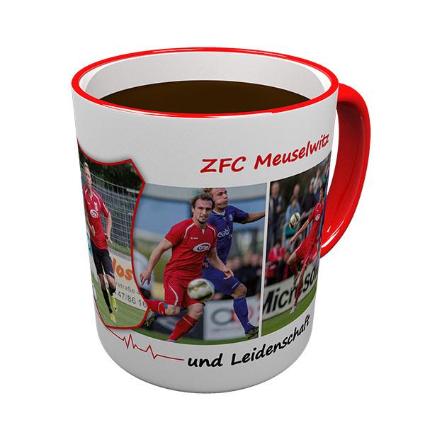 ZFC Sammeltasse